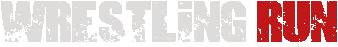 Wrestling Run 2022 Logo